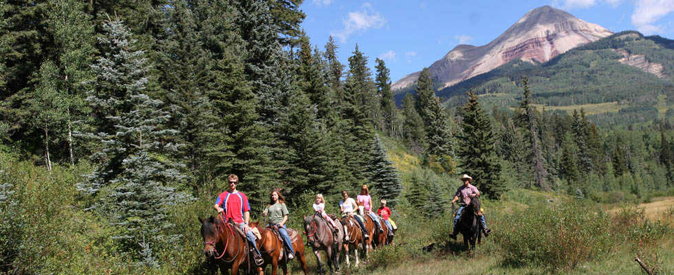 San Juan Mountains Horse Back Outfitting