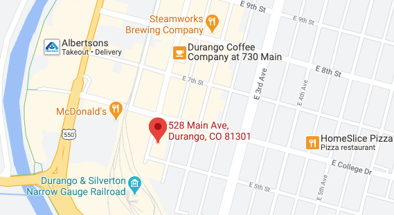 528-A Main Ave, Durango, CO 81301