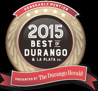 2015  best of durango