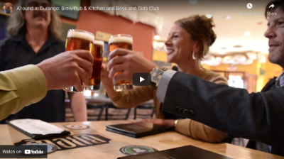 Episode 1 – A Round at Brew Pub & Kitchen with Boys & Girls Club of La Plata County