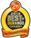 best of durango 2019 award