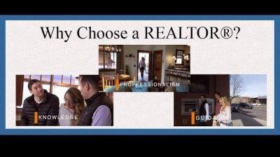 Why Choose a Realtor